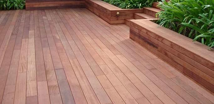 bois exotique pour terrasse