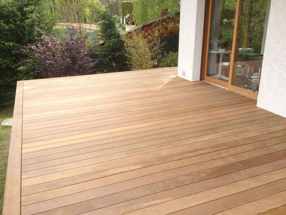 bois ipé terrasse