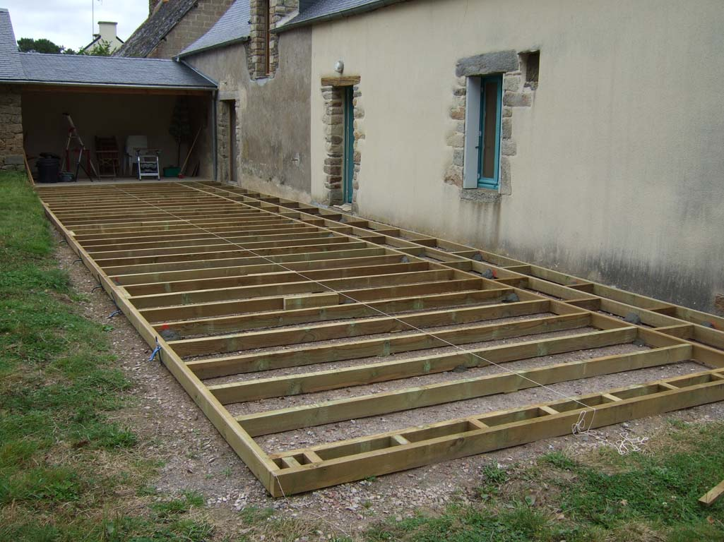Photos Terrasse En Bois.com