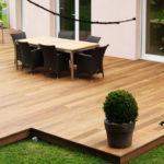Cout d une terrasse en bois