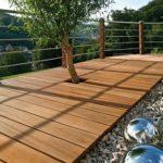Cout terrasse en bois