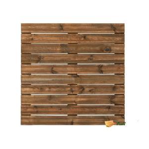 dalle de terrasse en bois pas cher