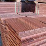 Dalle en bois pour terrasse