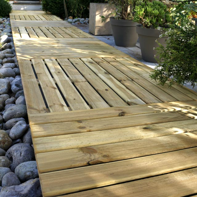 Parfait Photos Terrasse En Bois.com Conception Etonnante