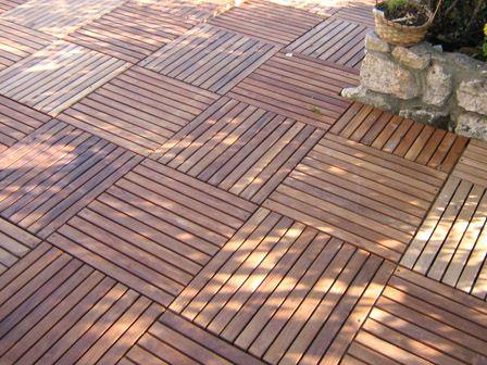 dalles en bois pour terrasse pas cher - Dalles Pour Terrasse Exterieure Pas Cher