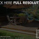 Deco terrasse bois