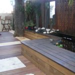 Decoration terrasse en bois