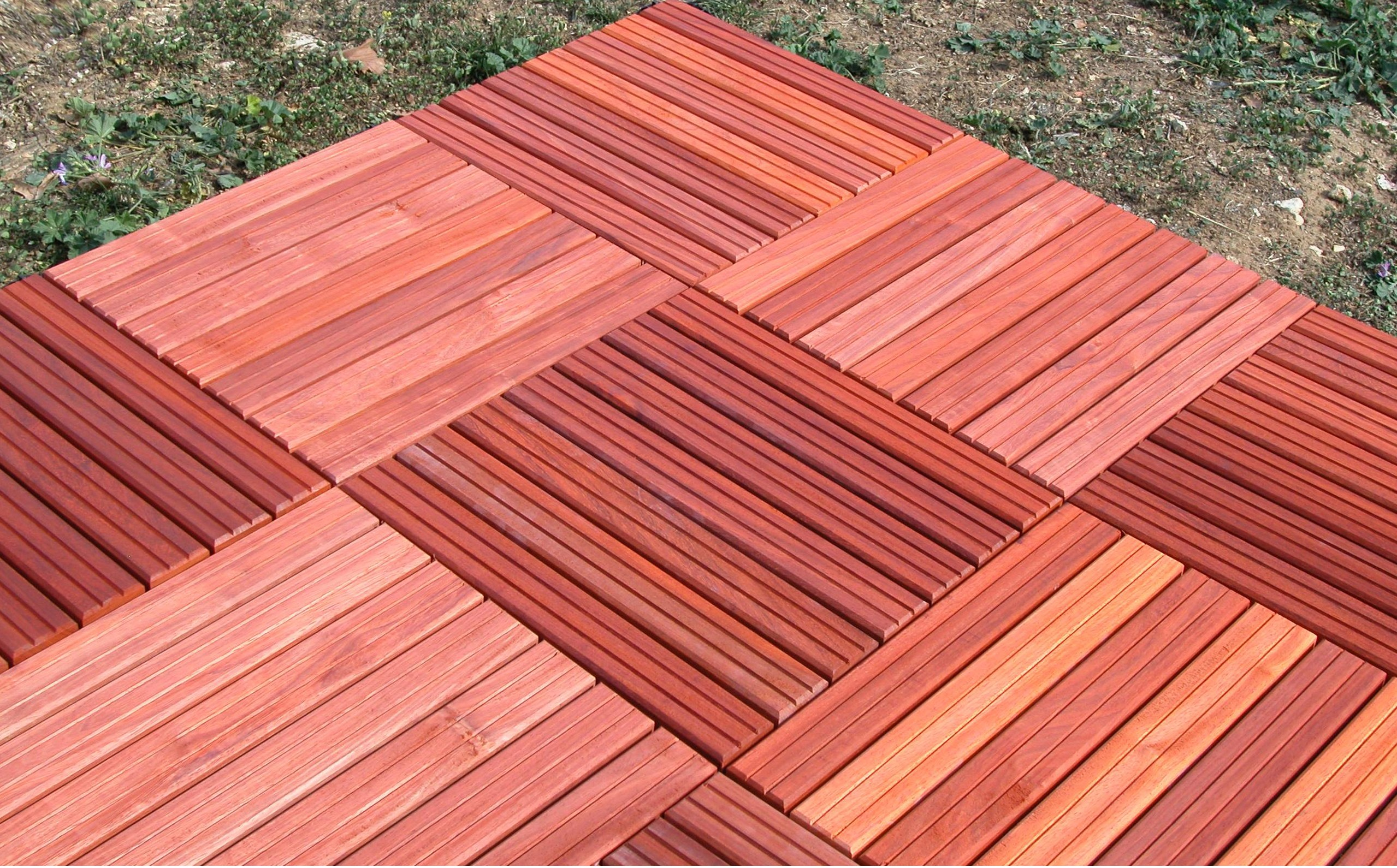 terrasse bois occasion