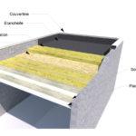 Etancheite toit terrasse bois