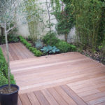 Jardin terrasse bois