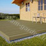 Kit terrasse bois