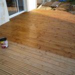 Lasure terrasse bois