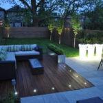Led terrasse bois