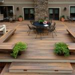 Modele de terrasse en bois