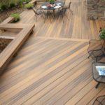 Modele de terrasse en bois exterieur