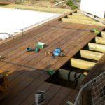 Montage terrasse bois
