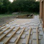 Montage terrasse en bois