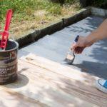 Peinture pour terrasse bois