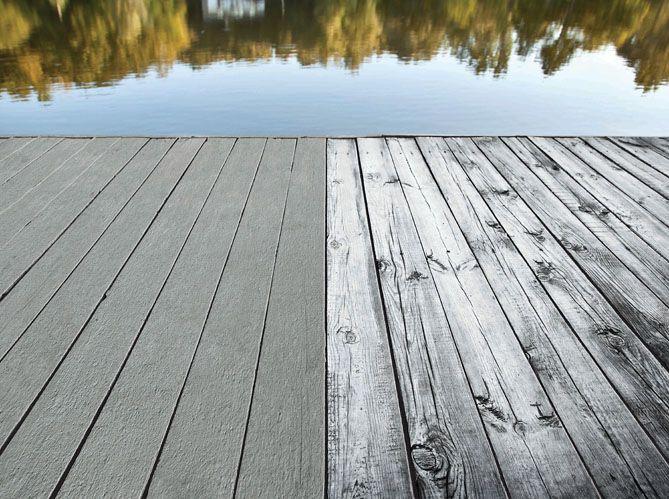 peinture terrasse bois