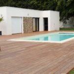Photo terrasse bois