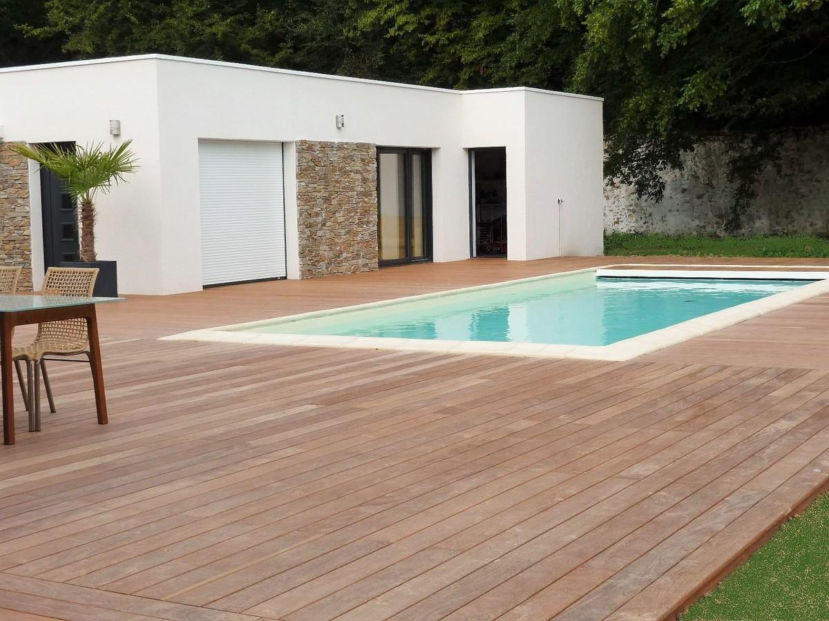 photo terrasse en bois