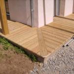 Plancher terrasse bois