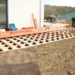 Poser terrasse bois