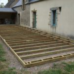 Poser une terrasse bois