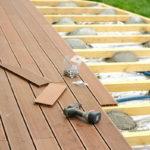 Realiser terrasse en bois
