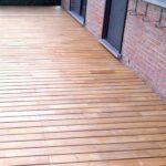Terrasse bois acacia
