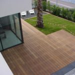 Terrasse bois design