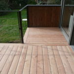 Terrasse bois douglas