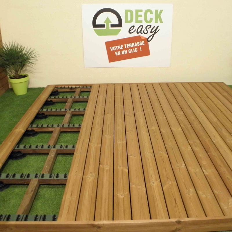 terrasse bois kit