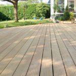 Terrasse bois meleze