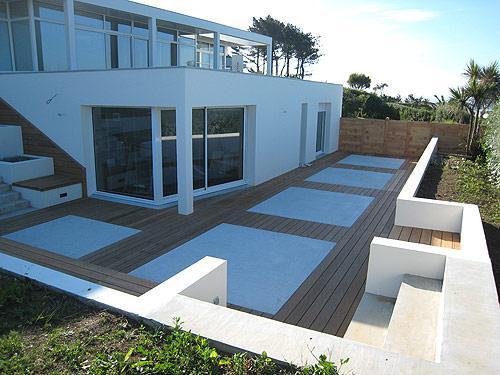 terrasse suspendue beton photo perfect terrasse suspendue with terrasse suspendue beton photo. Black Bedroom Furniture Sets. Home Design Ideas