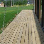 Terrasse bois pin classe 4