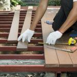 Terrasse bois prix m2