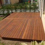 Terrasse bois teck