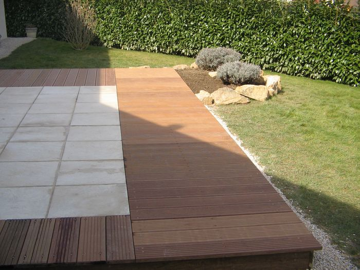 Carrelage imitation bois terrasse elegant carrelage for Leroy merlin carrelage imitation bois