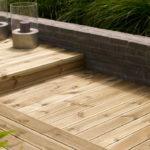 Terrasse en bois castorama