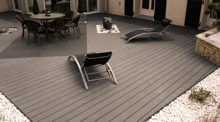 terrasse en bois composite prix