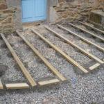 Terrasse en bois pas cher