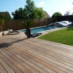 Terrasse exterieur bois