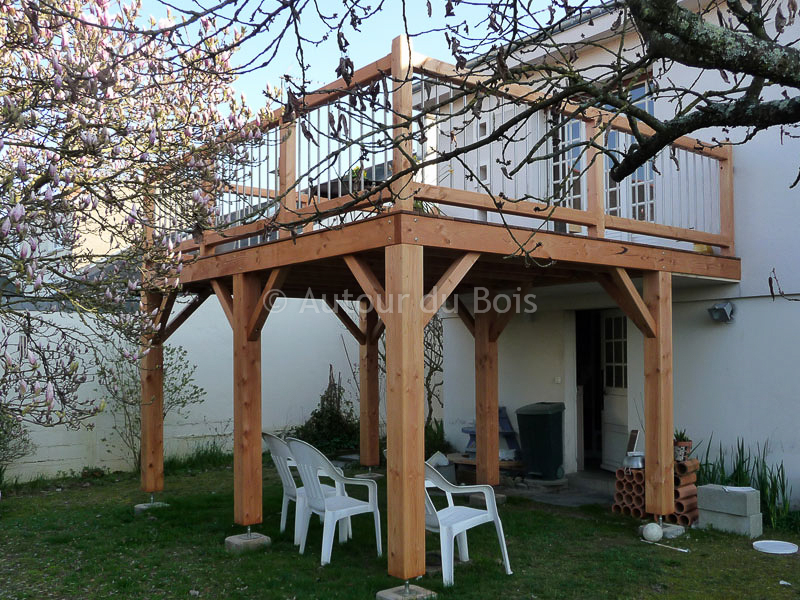 Attractif Photos Terrasse En Bois.com