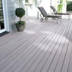 Terrasses en bois composite