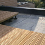 Toit terrasse bois