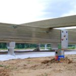 Vis de fondation terrasse bois